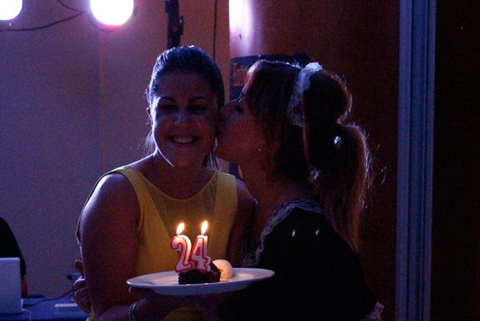 Cumpleaños en Enigmatium Madrid