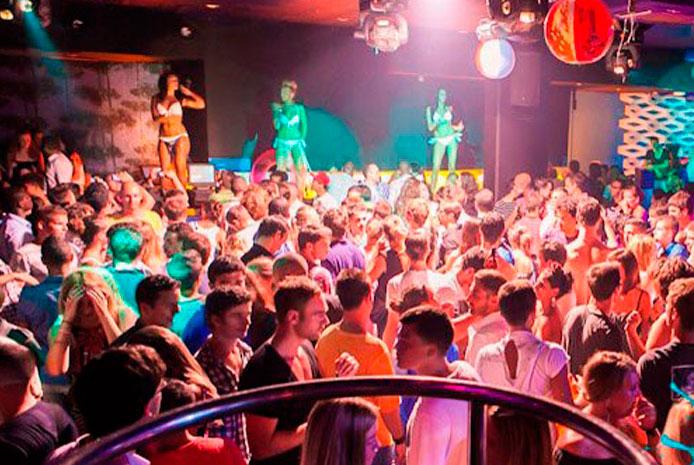Despedidas en Barcelona sala Danzatoria