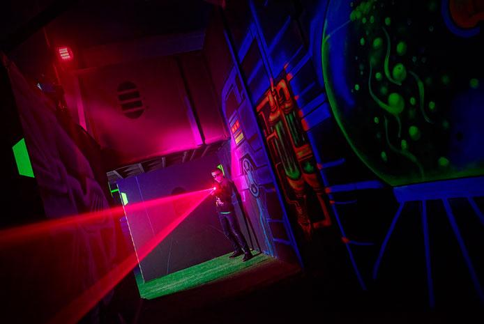 Despedidas de soltera laser ball Bilbao