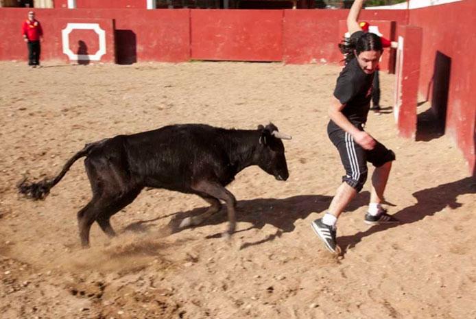 Despedidas de soltero con capea en Salamanca