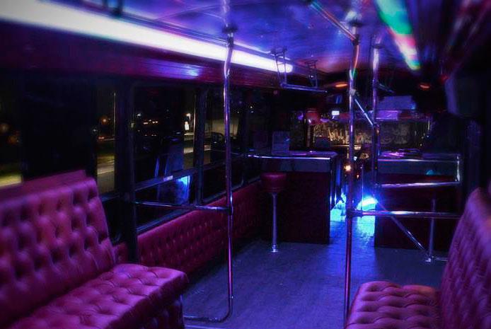 Despedidas de soltero en partybus Madrid