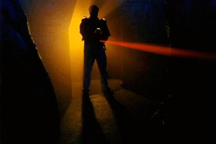 Despedidas diferentes laser gun Bilbao