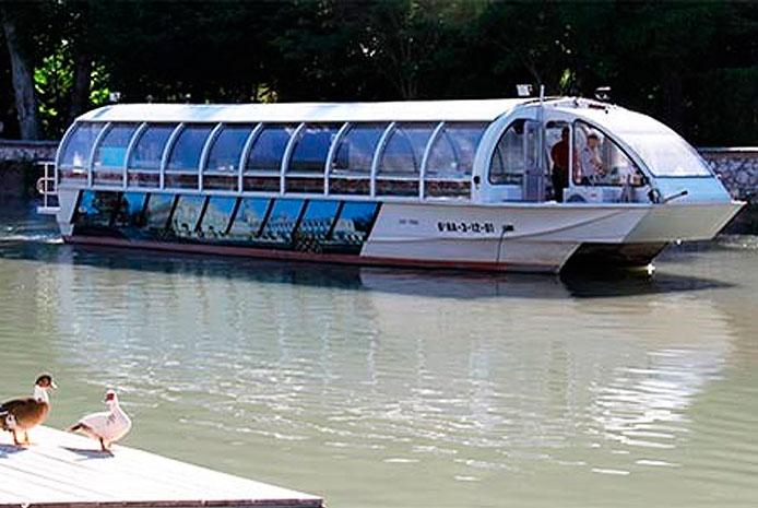 Fiestas despedidas en barco Aranjuez