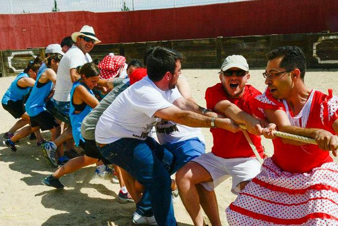 Gymkana antispa divertida en Madrid