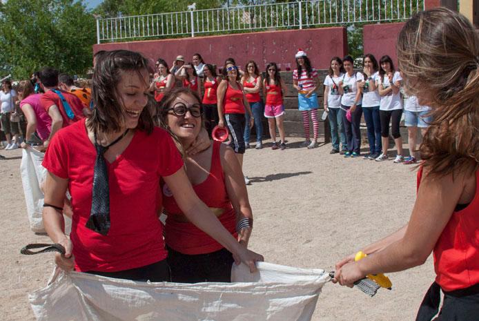 Gymkana antispa en Madrid