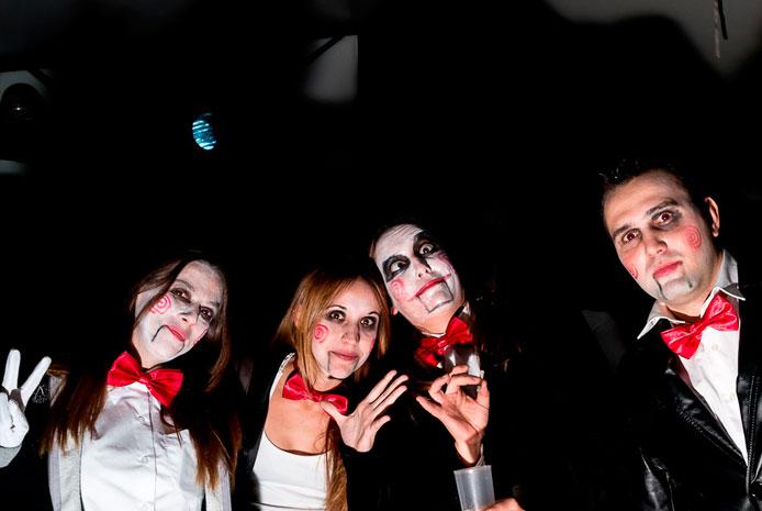 Halloween en Extremaunción Madrid