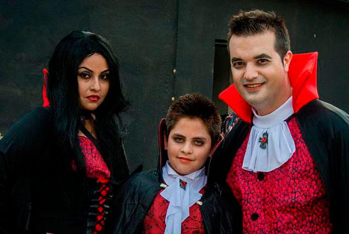 Halloween terrorífico para tus niños en Madrid