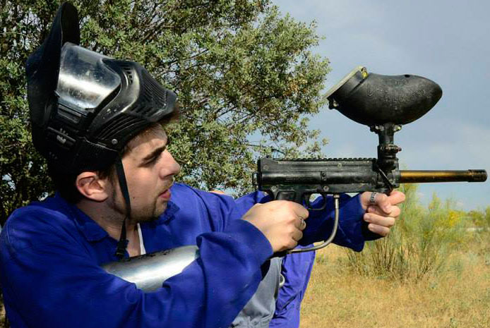 Paintball barato Valencia