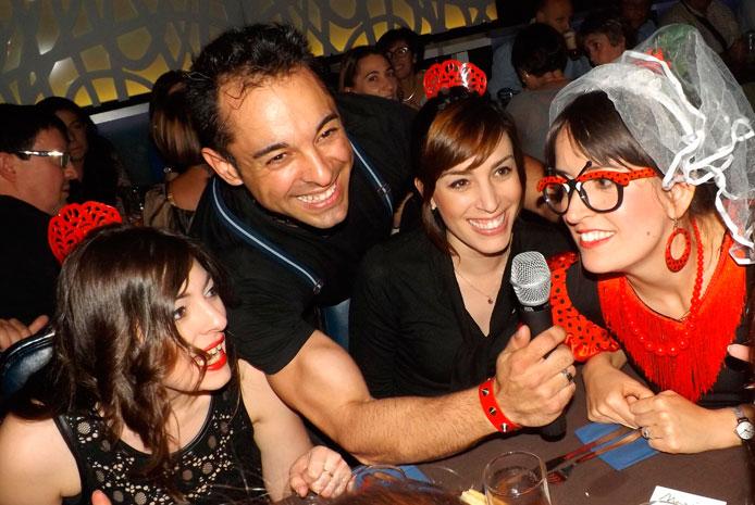 Restaurante con karaoke de los 80 Madrid
