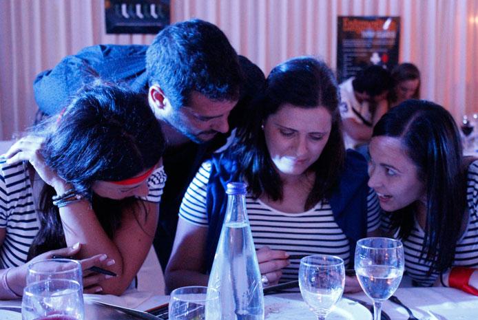 Restaurante espectaculo diferente Valencia