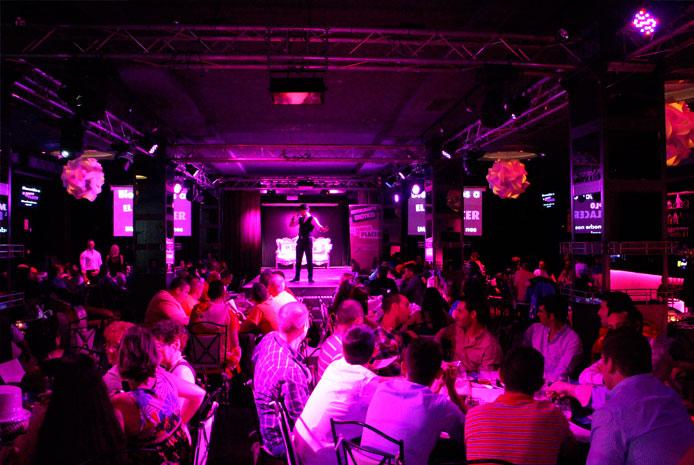 Restaurante para despedidas de soltero soltera Madrid