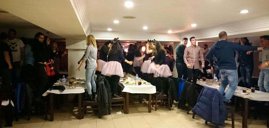 Restaurantes para despedidas de soltera en Salamanca