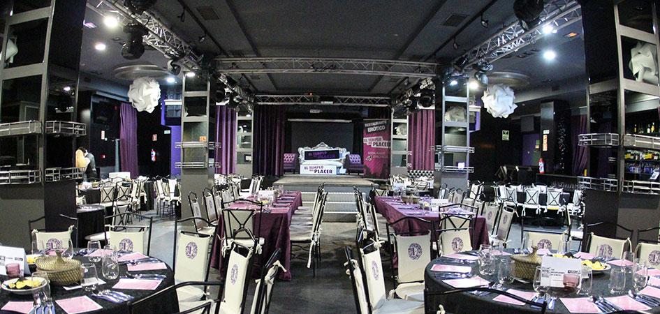 Restaurantes para despedidas de soltero en Madrid