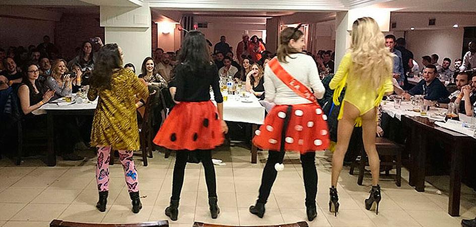 Restaurantes despedidas de soltero y soltera en Salamanca