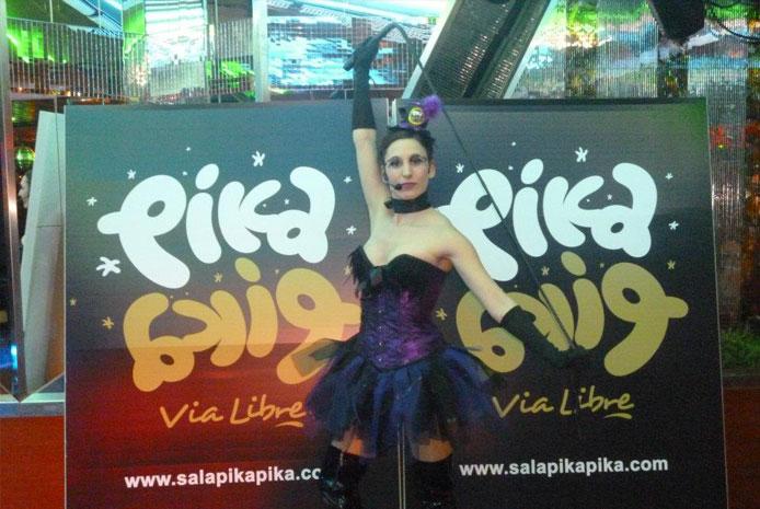 Sala pika pika Bilbao
