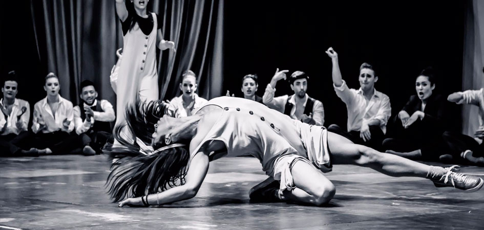 Clases de baile burlesque en Madrid