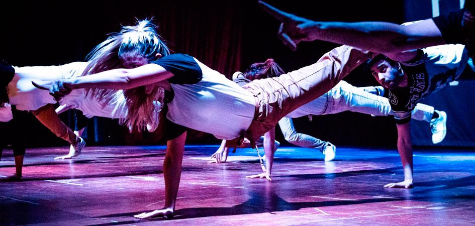 Clases de baile kizomba en Madrid