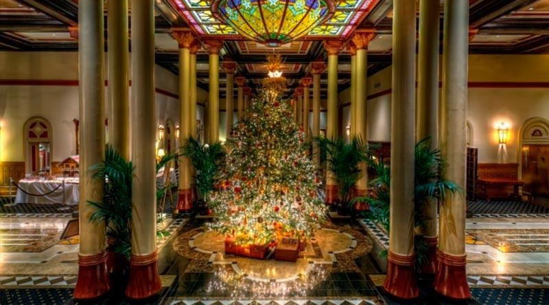 Hoteles y restaurantes para Nochebuena en Madrid