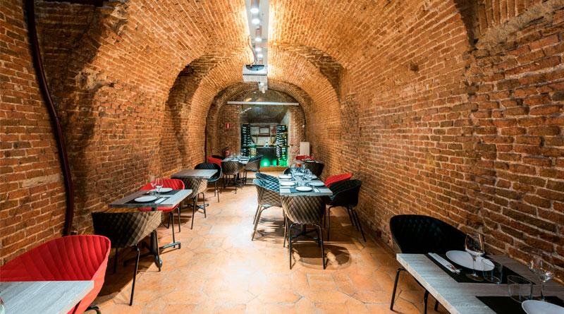 Restaurante D Corazón Nochebuena en Madrid