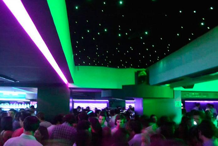 Nochevieja Discoteca Bisú Lounge Club