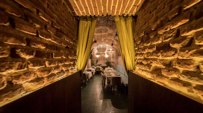 Cena de fin de año en el restaurante Arrabal Madrid