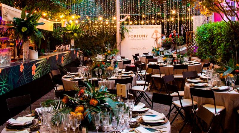 Cena de fin de año en Fortuny Madrid