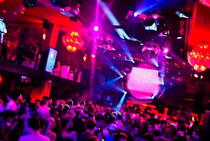 Nochevieja Discoteca Chango Club