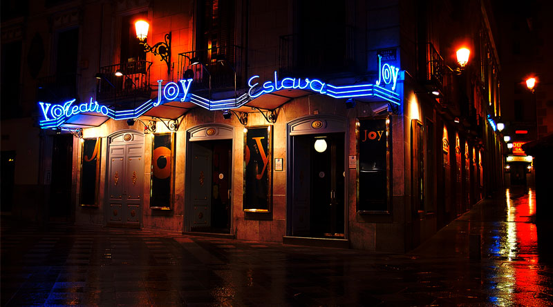 Discoteca Joy Eslava para Nochevieja en Madrid