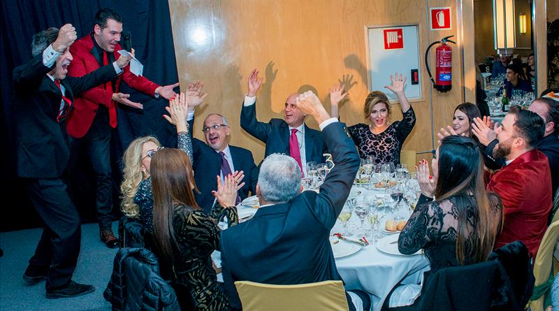 Nochevieja Enigmatium adultos Madrid