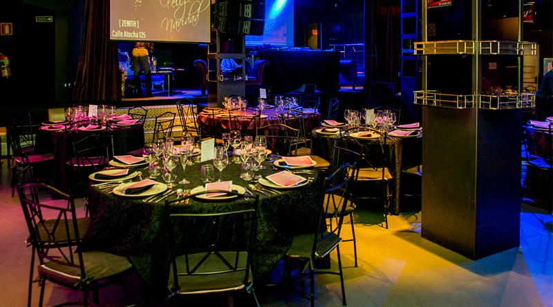 Nochevieja con espectáculo El gran Gastby Madrid