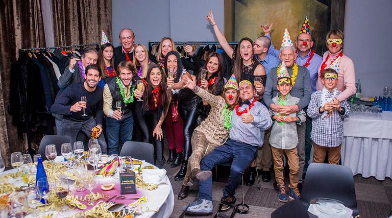Nochevieja con espectáculo para niños Madrid