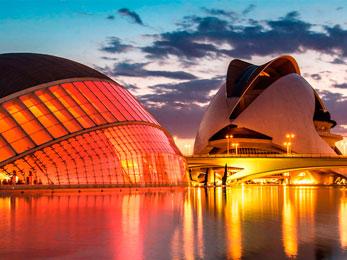 Nochevieja en Valencia