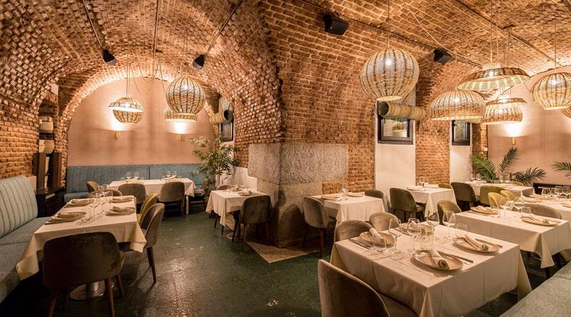 Restaurante Arrabal para Nochevieja en Madrid