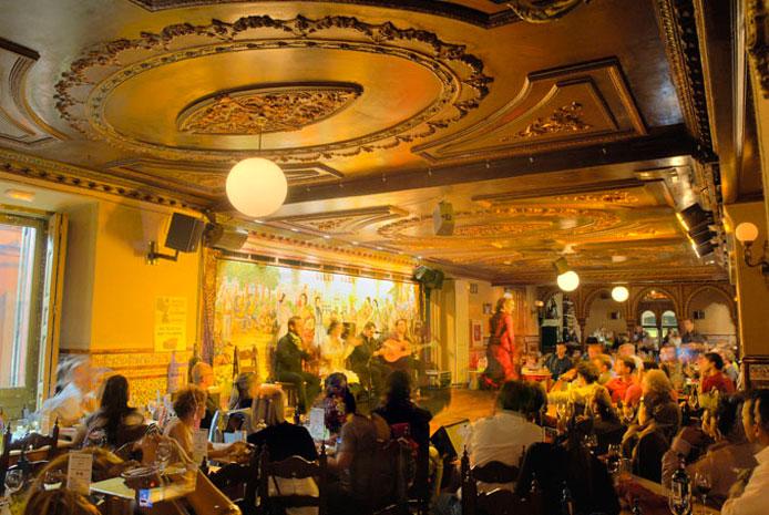 Restaurante y Tablao flamenco Villarosa