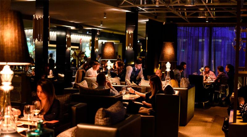 Restaurante Zielou para Nochevieja en Madrid