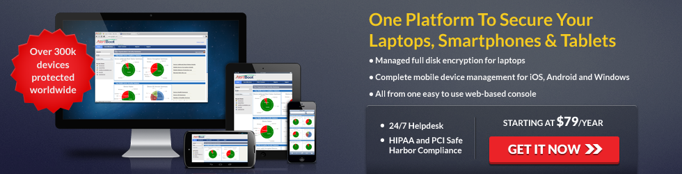 Full Disk Encryption & Mobile Device Management Service from