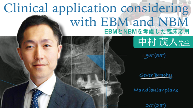 Clinical application considering with EBM and NBM