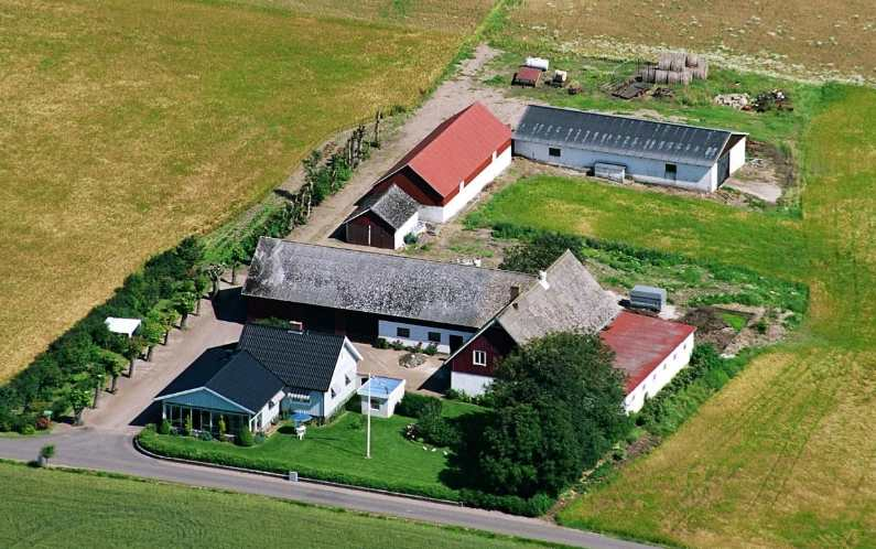Valhall gård ställplats och camping
