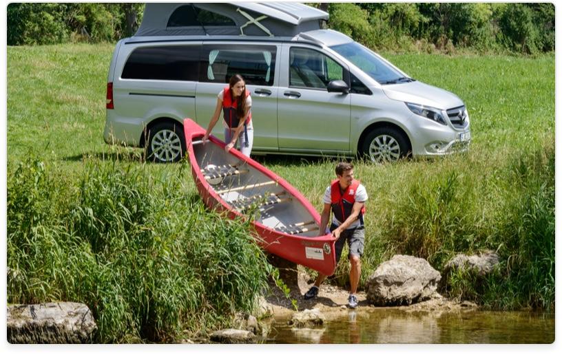 För dig med campingbil.