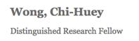 Chi-Huey Wong