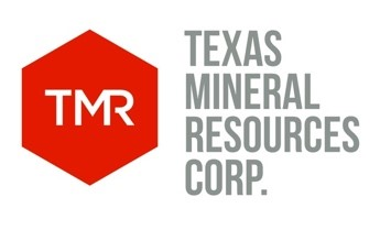 Texas Mineral Resources Corp.