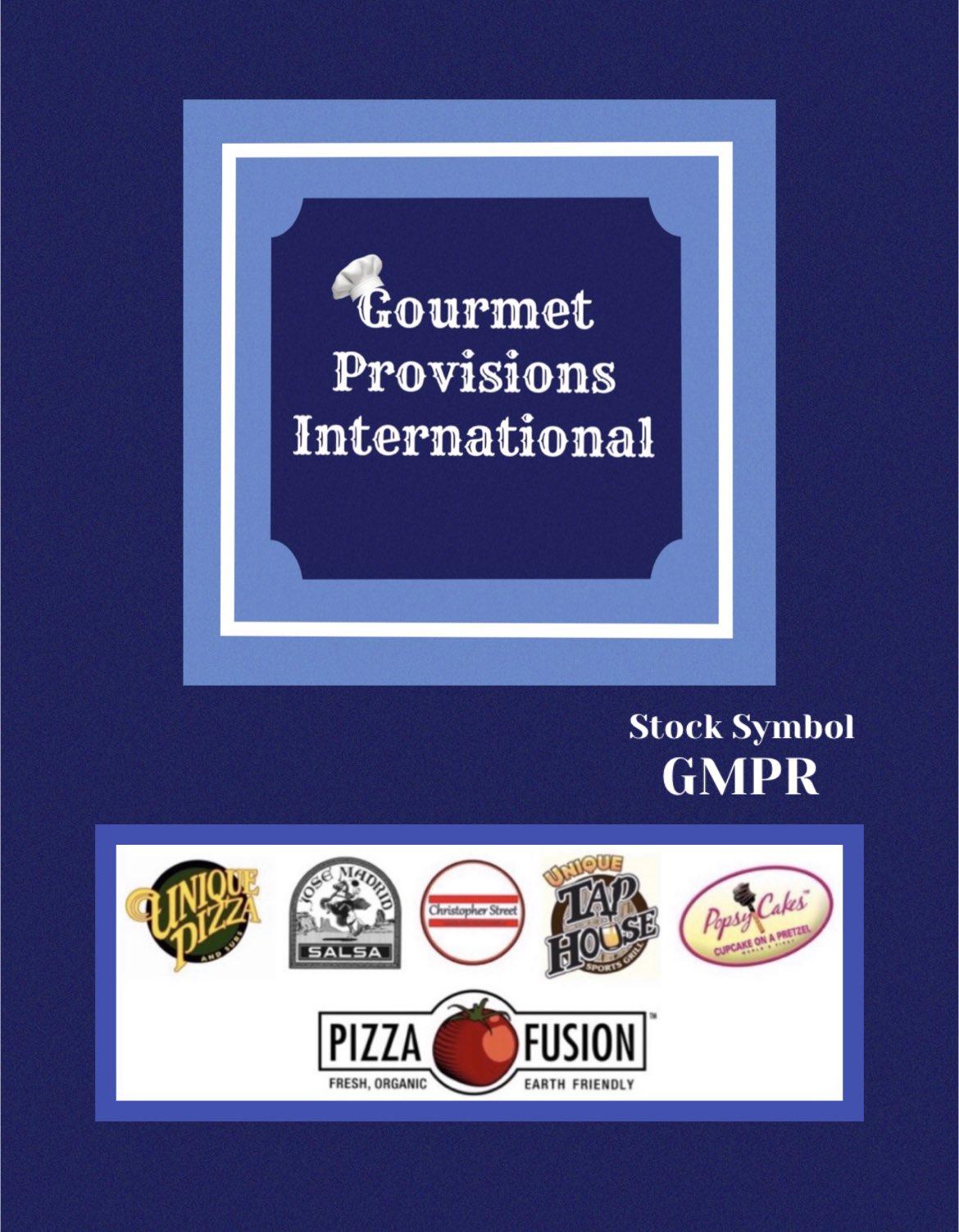 Gourmet Provisions International Corp.
