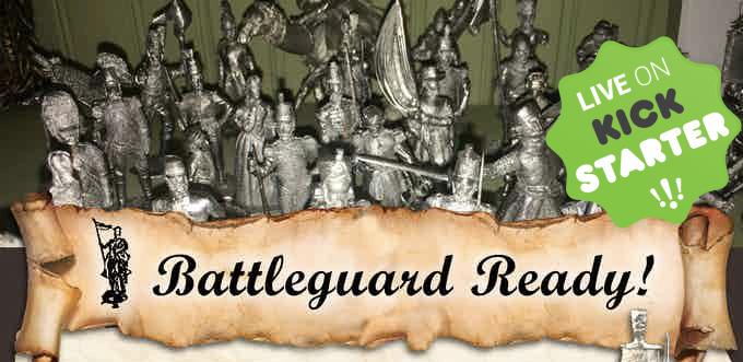 Battleguard Ready!
