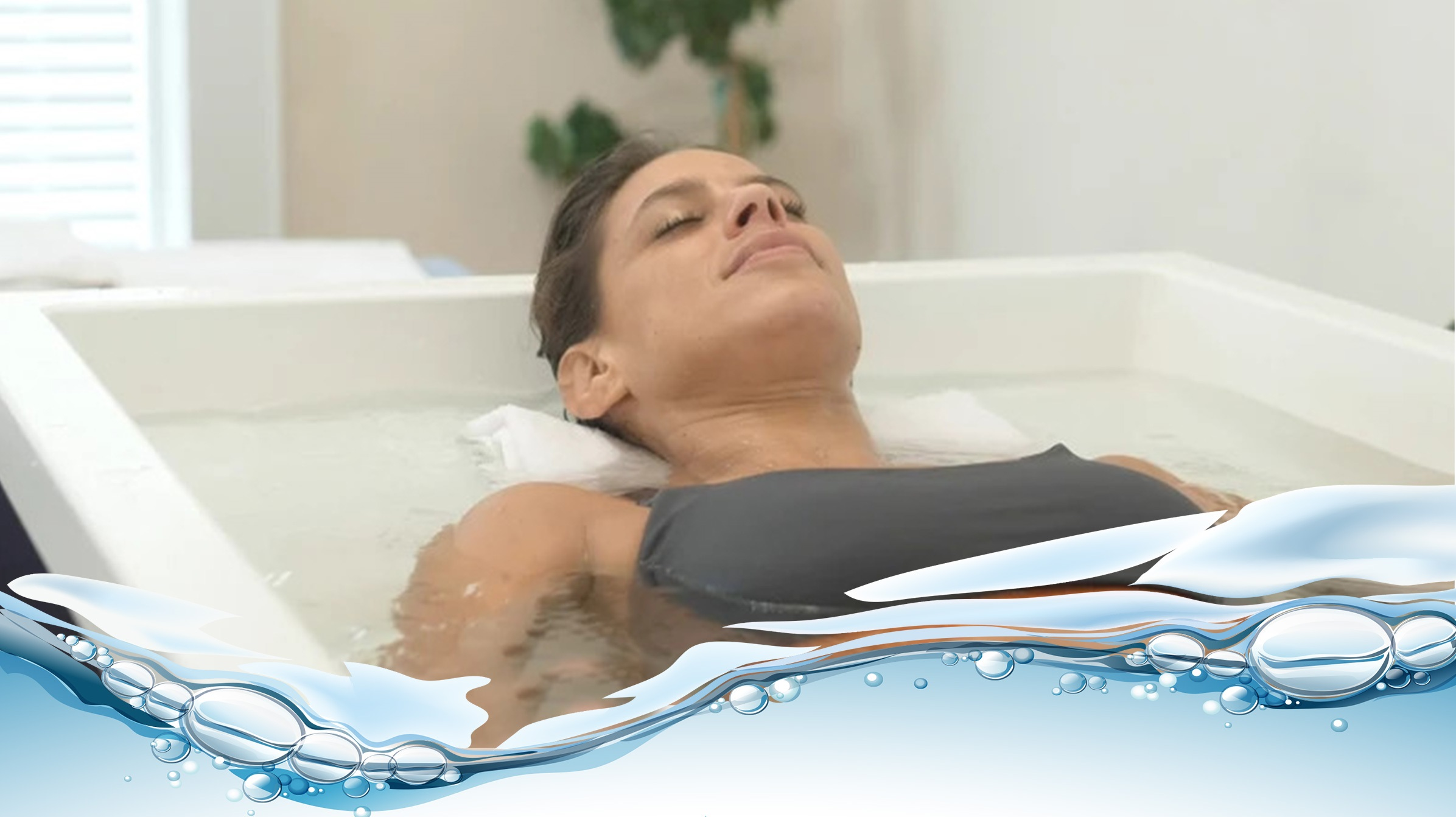 Water Immersion Massage Table