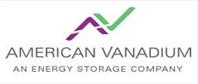 American Vanadium Corp.