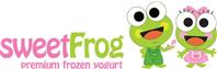 sweetFrog Frozen Yogurt