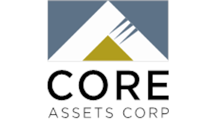 Core Assets Announces Non-Brokered Private Placement