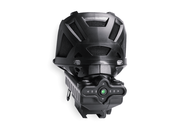 Gunshot detector