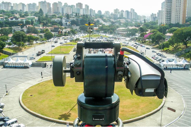 Observation turret