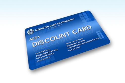 ACRX discount